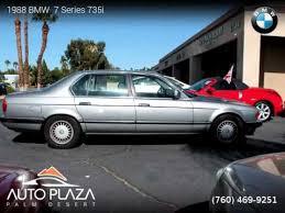 1988 bmw 7 series 1988 bmw 7 series 735i auto plaza palm desert
