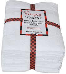 amazon com hotel spa pool gym cotton hair u0026 bath towel u2013 12 pack