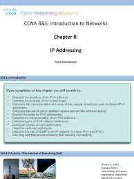 cisco netacad chapter 8 i pv6 ip address