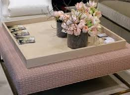 amazing endearing stunning large ottoman trays handcrafted wooden