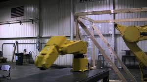 fanuc lr mate 200ib industrial robot youtube