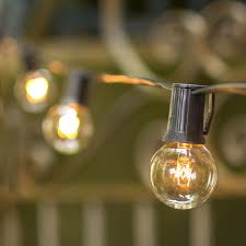 String Outdoor Patio Lights by Lights Beautiful Outdoor Globe String Lights For Inspiring Home