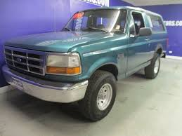 ford bronco 1996 used ford bronco 4x4 5 0 v 8 auto ac alloys extra clean at
