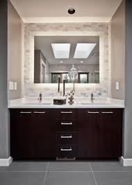 Modern Bathroom Vanity Designs The Cabinets With The Light Marble And Tile Bathroom