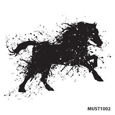 Screen Print Design Ideas Horse Mascot Ideas For Screen Printing Utopia Graphix