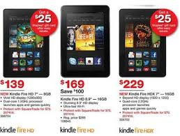 kindle fire black friday kindle fire hd u0026 hdx top black friday deals for 2013