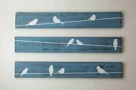 birds on wire wall optimize every inch of interior with