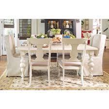 Shop Paula Deen Home Paulas Table in Linen Finish  White  Free
