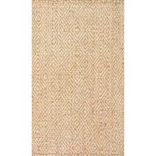 6 x 9 jute area rugs rugs the home depot