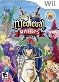 amazon com medieval games nintendo wii video games