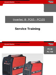 service manual 0303 service inverter lincoln power inverter