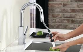 moen lindley kitchen faucet delta chrome low arc kitchen faucet with side spray moen
