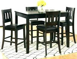 bar style table and chairs round pub table set 360giaitri info