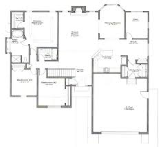 open floor house plan ranch house floor plans open plan contemporary decoration ranch