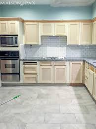 kitchen cabinet door refacing ideas refacing kitchen cabinets maison de pax