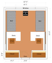 room layout bigler curtin geary u0026 packer halls penn state university park