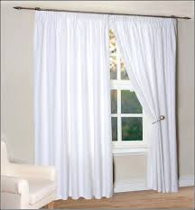White Faux Silk Curtains Lined Faux Silk Curtains Stylish White Silk Curtains And White