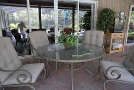 Kmart Outdoor Patio Dining Sets Martha Stewart Everyday And Amelia Island Replacement