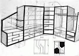 closet design sketches google search material library design