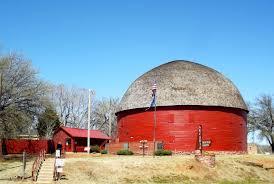 Dome Barn 9 Beautiful Old Barns In Oklahoma