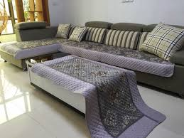 Sofa Armrest Cover Furniture Creating Perfect Setting For Your Space With Sectional