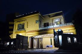 Home Exterior Design In Pakistan 250 Sq M House At Bahria Town Lahore By Estate Channel 12 Marla