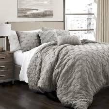 lush decor ravello pintuck 5 comforter set free shipping