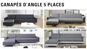 Canap 5 Places Convertible Luxury Canapé 5 Places Convertible Et Réversible