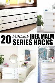ikea malm hacks 20 brilliant ikea malm series hacks simply stacie