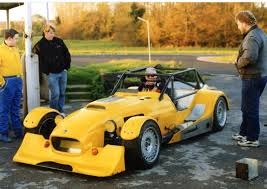bbc autos with a 500hp 3 8 litre v8 in a 500kg car yes please cars