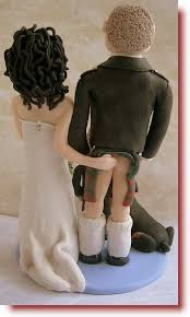 cake toppers for wedding cakes one stop wedding wedding cake toppers humorous