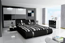 Schlafzimmer Komplett 160x200 Komplett Hochglanz Schlafzimmer Riva Ii Mit Designer Polsterbett
