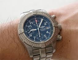 breitling titanium bracelet images Watch review breitling headwind jpg