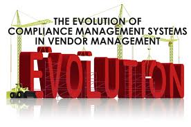 the evolution of compliance management systems in vendor