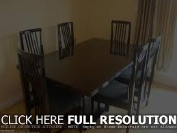 chair second hand dining table and chairs solid oak modern rect