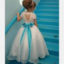 flower girl dresses sleeves lovely lace pretty flower girl dresses with bow