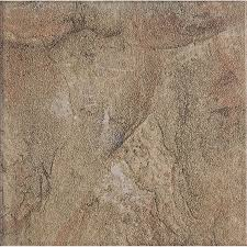 Textured Porcelain Floor Tiles Shop Style Selections 13 In X 13 In Canyon Slate Glazed Porcelain