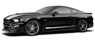 New Black Mustang Roush Stage 1 Mustang