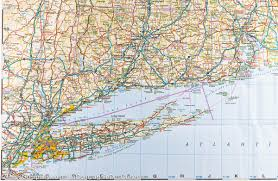 New England States Map by Map Of New England Usa Reise Know How U2013 Mapscompany