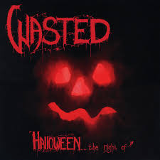 halloween music cd wasted dnk halloween the night of 1984 scans u2022 heavy