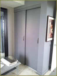 Sliding Mirror Closet Doors Lowes by Mirrored Double Doors Pilotproject Org