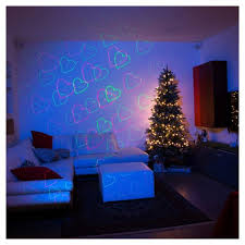 lights laser projector for interiors blue with