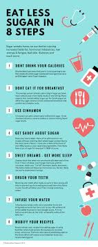 different ways to cut the ends of your hair these 8 tips to effectively cut down your sugar intake infographic