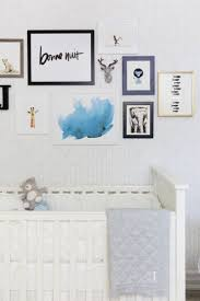 72 best nursery images on pinterest nursery baby room and baby baby s first gallery wall and other steal worthy nursery gems