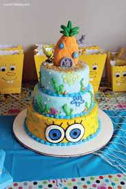 spongebob cake ideas spongebob birthday cakes reha cake