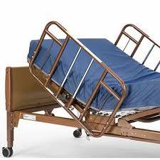 Hospital Bed Rails Invacare 6630ds Half Length Hospital Bed Rails Reduced Gap