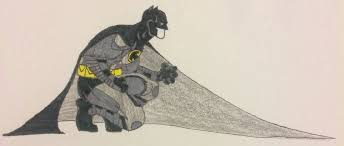 jim lee inspired batman pose by trmartin0919 on deviantart