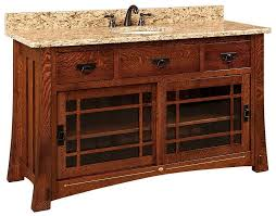 amish made bathroom cabinets here we display some of our select amish made bathroom vanities and