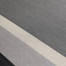 Black Light Rug Panorama Rug Black Light Grey Skandium