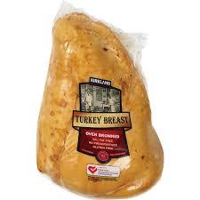 boneless turkey breast for sale kirkland signature roasted turkey breast 4 lb avg wt